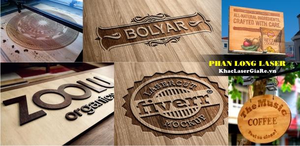 Địa chỉ làm biển quảng cáo bằng gỗ và Mica tại Cần Thơ