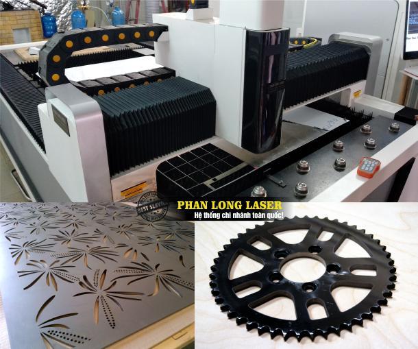 Báo giá dịch vụ cắt laser trên kim loại inox đồng nhôm sắt thép tại Quận Tân Bình, Tphcm Sài Gòn