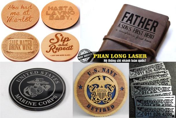 Địa chỉ Cắt Khắc Laser giá rẻ lấy liền tại Quận Gò Vấp
