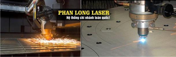 Cắt Kim Loại Đồng Nhôm Inox sắt thép bằng tia nước và Laser giá rẻ tại Sài Gòn và Hà Nội