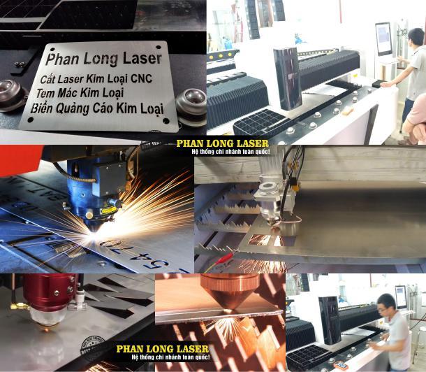 Địa chỉ Công ty Cắt Kim Loại bằng máy laser uy tín giá rẻ tại Tp Hồ Chí Minh, Sài Gòn