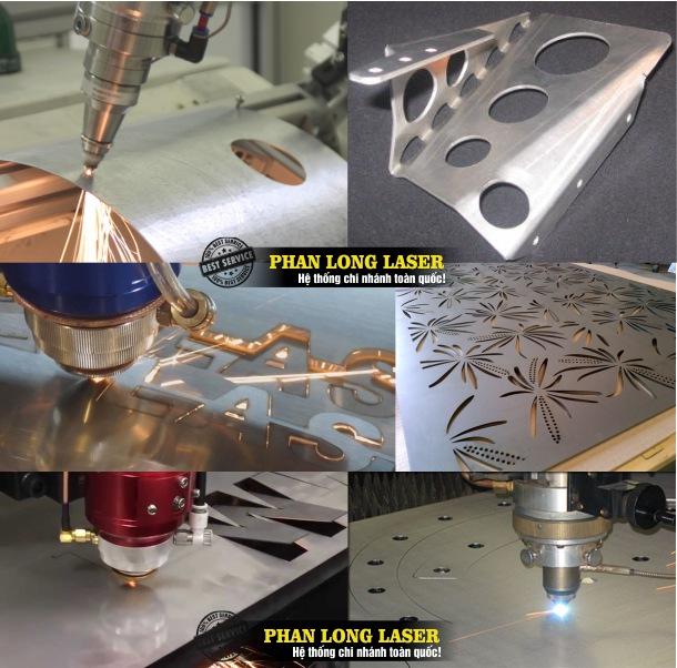 Địa chỉ Gia công cắt laser theo yêu cầu lên kim loại bằng máy laser tại Quận Gò Vấp, Tp Hồ Chí Minh