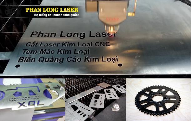 Công ty chuyên nhận cắt laser trên kim loại inox đồng nhôm sắt thép theo yêu cầu giá rẻ