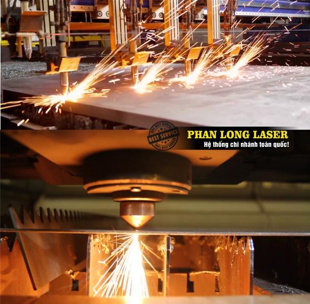 Địa chỉ cắt kim loại bằng máy laser đảm bảo độ chính xác cao lấy ngay lấy liền giá rẻ
