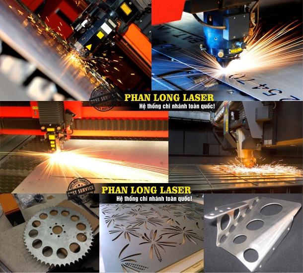 Xưởng gia công cắt khắc laser trên kim loại inox đồng nhôm giá rẻ tại Tp Hồ Chí Minh, Hà Nội, Đà Nẵng và Cần Thơ