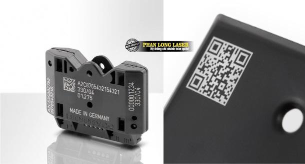Cửa hàng nhận in laser, khắc laser mã vạch lên mọi chất liệu và vật liệu