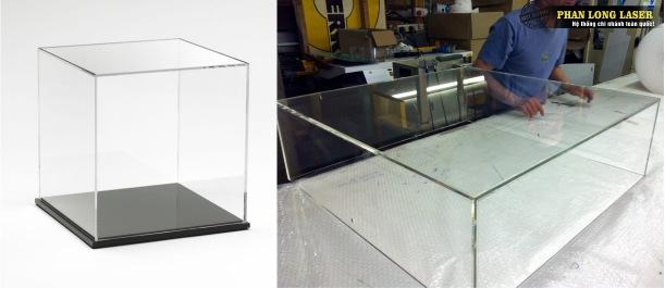 Xưởng Gia Công sản xuất hộp nhựa mica, Hộp nhựa Acrylic theo yêu cầu giá rẻ tại Hcm Hà Nội Đà Nẵng Cần Thơ