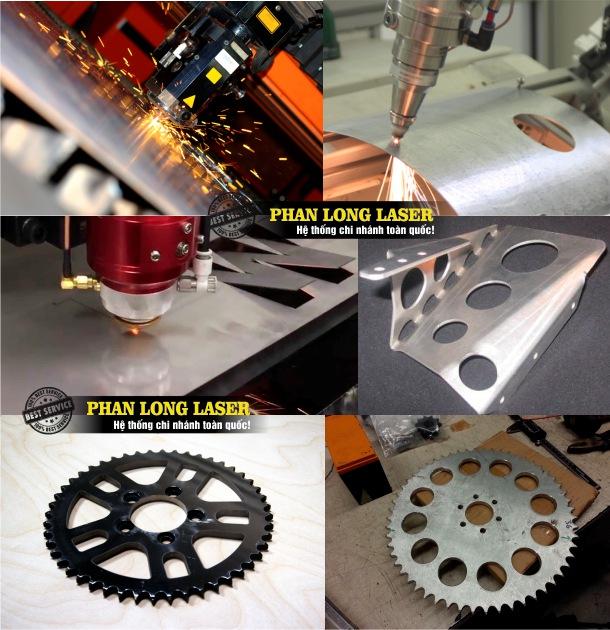 Địa chỉ cắt khắc laser theo yêu cầu lên kim loại Inox Đồng nhôm sắt thép tại Tân Phú