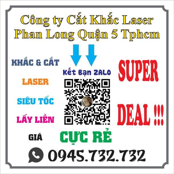 Hình ảnh mã QR code Zalo Phan Long Laser Quận 5