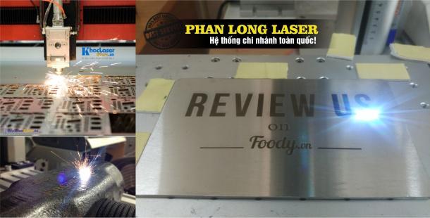 Địa chỉ Gia Công Cắt Khắc laze, Laser, Lade tại Đà Nẵng