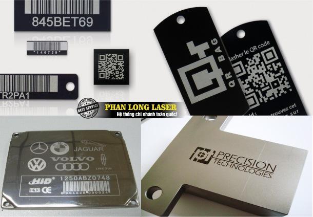 Công ty chuyên nhận in laser, khắc laser mã vạch giá rẻ tại Hcm Sài Gòn, Hà Nội, Cần Thơ và Đà Nẵng