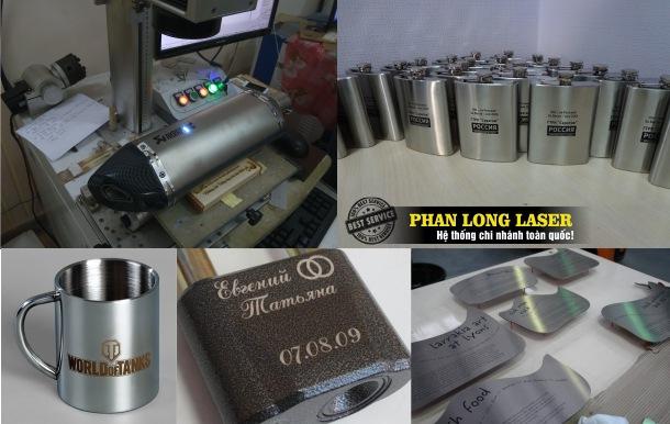 Cơ sở Cửa hàng khắc laser lên sắt thép theo yêu cầu tại Tphcm và Hn