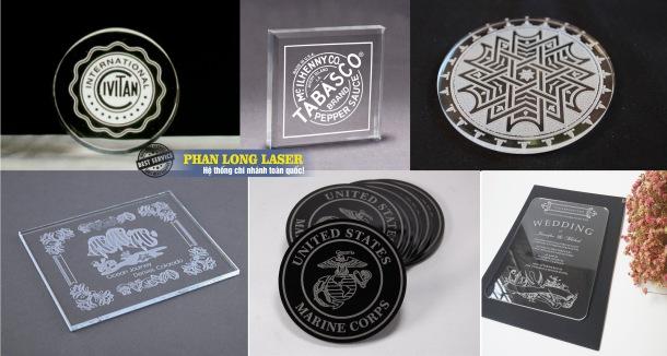 Hiện nay việc khắc laser trên mica đã rất phổ biến tại Sài Gòn, Hà Nội và Trên toàn quốc