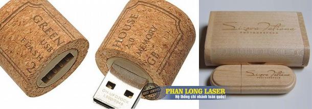 Công ty Cửa Hàng cơ sở nhận khắc laser lên USB