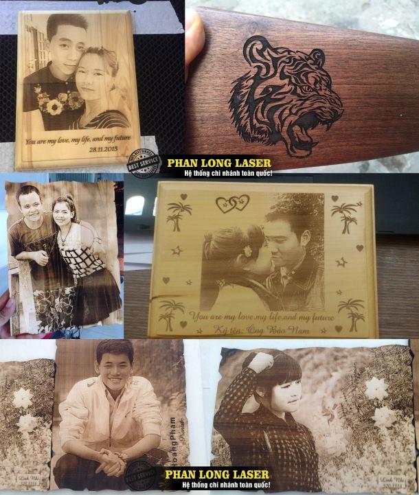 Xưởng Gia công khắc laser lên gỗ, quà tặng gỗ, các sản phẩm đồ gỗ theo yêu cầu tại Tp Hồ Chí Minh, Sài Gòn