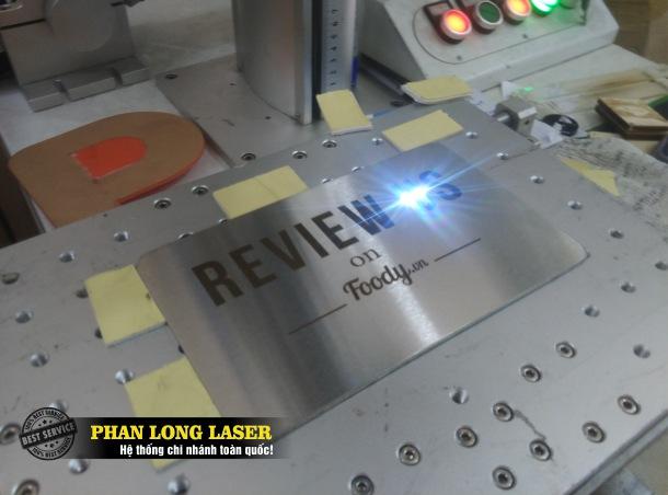 Địa chỉ Khắc kim loại bằng máy laser ở đâu giá rẻ tại Sài Gòn, Hà Nội và tại Đà Nẵng