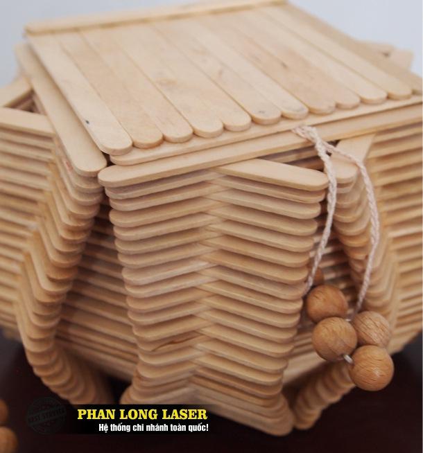Địa chỉ nhận khắc laser lên que kem và que đè lưỡi tại Tp Hồ Chí Minh, Sài Gòn, Đà Nẵng, Hà Nội và Cần Thơ