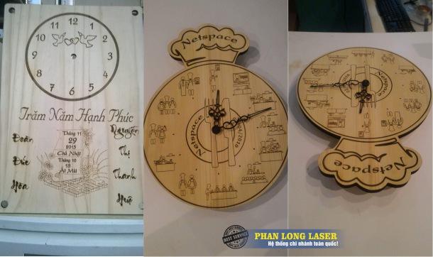 Địa chỉ khắc laser lên đồng hồ theo yêu cầu tại Sài Gòn, Hà Nội và Đà Nẵng