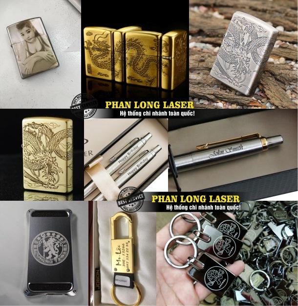 Xưởng gia công khắc laser trên quà tặng kim loại tại Tp Hồ Chí Minh, Sài Gòn, Hà Nội, Đà Nẵng và Cần Thơ