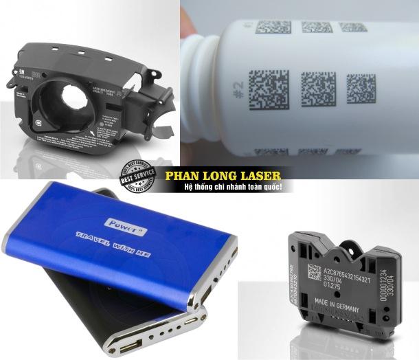 Địa chỉ cơ sở chuyên nhận khắc mã vạch, khắc mã CR CQ, Khắc thông số kỹ thuật, khắc logo thương hiệu lên nhựa giá rẻ