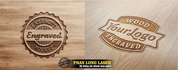 Khắc laser lên chuột gỗ và bàn phím gỗ theo yêu cầu giá rẻ
