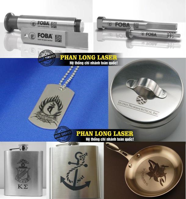 Công ty khắc laser lên kim loại tại Tp Hồ Chí Minh, Sài Gòn, Đà Nẵng, Hà Nội và Cần Thơ