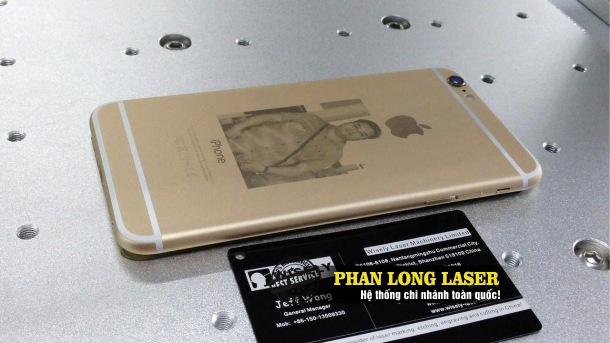 Cơ sở công ty nhận khắc imei, khắc khay sim, khắc iphone theo yêu cầu giá rẻ