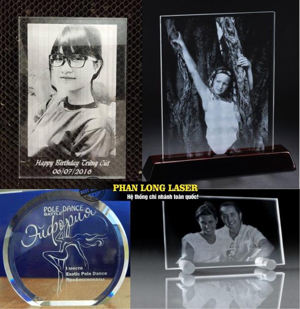 Công ty gia công khắc laser lên thủy tinh, pha lê, có thể khắc hình ảnh, khắc chân dung, khắc logo, khắc thư pháp, khắc chữ khắc tên, khắc hoa văn theo yêu cầu
