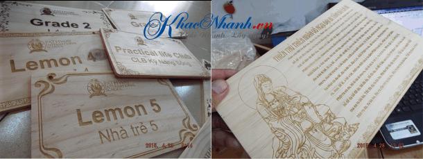 Khắc gỗ ở đâu tại Quận 1 Sài Gòn