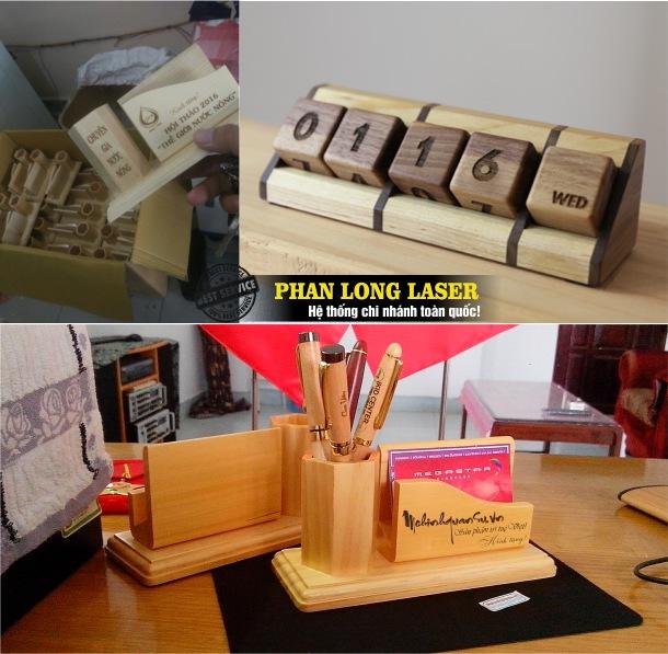 Xưởng sản xuất lịch gỗ để bàn, lịch gỗ treo tường mua buôn, mua lẻ, mua sỉ giá rẻ