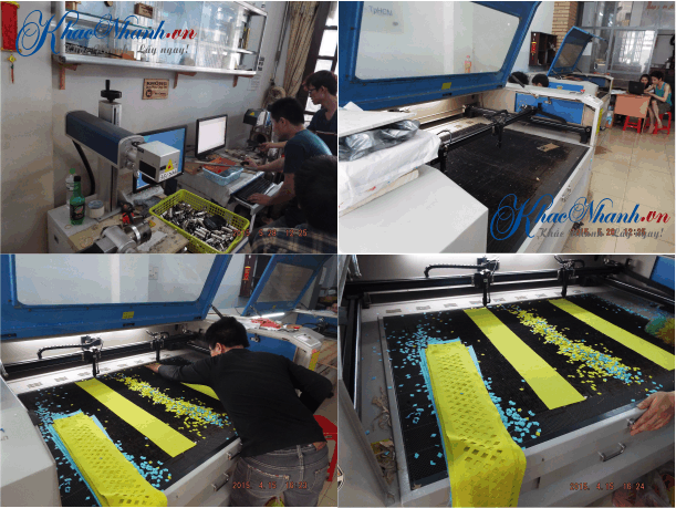 Địa chỉ khắc cắt laser trên mọi vật liệu tại Hà Đông, Hoàn Kiếm Hà Nội