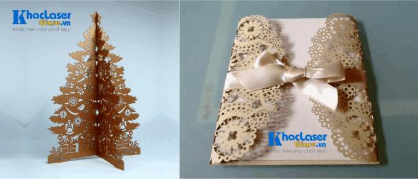 Tạo hình thiệp cưới 3D cho khách hàng tại Gò Vấp