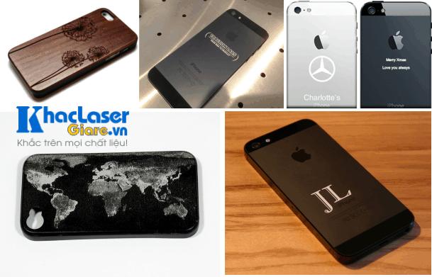 Khắc Iphone giá rẻ nhất tại Gò Vấp TpHCM