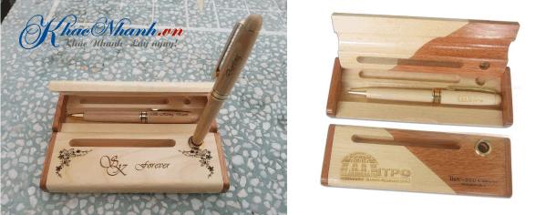 Địa chỉ công ty khắc bút gỗ, khắc viết gỗ tại Cần Thơ