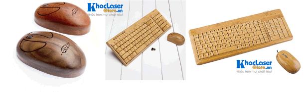 Khắc chuột gỗ giá rẻ nhất tại TpHCM