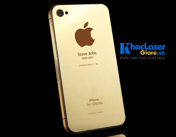 Khắc Iphone giá rẻ nhất tại Tân Bình TpHCM
