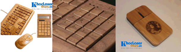 Khách hàng khi khắc chuột gỗ khá hài lòng về những sản phẩm như trong hình trên