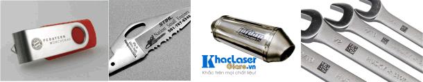 Khắc laser kim loại nhanh nhất lấy liền ở Sài Gòn